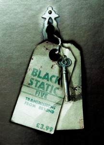 Cover of Black Static, issue 5