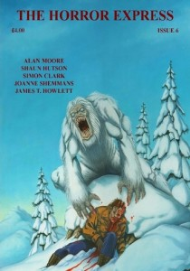 Cover of Horror Express, issue 6
