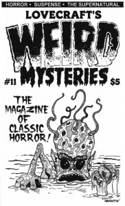 Cover of Lovecraft's Weird Mysteries #11