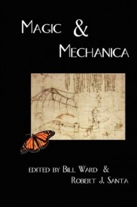 Cover of Magic and Mechanica