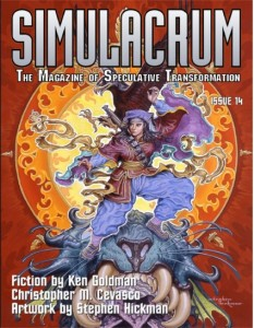 Cover of Simulacrum #14