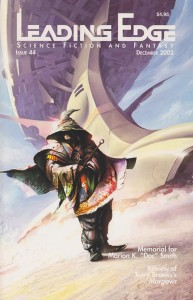 Cover of Leading Edge #44