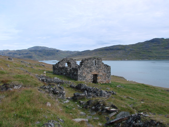 Viking Ruins in Greenland